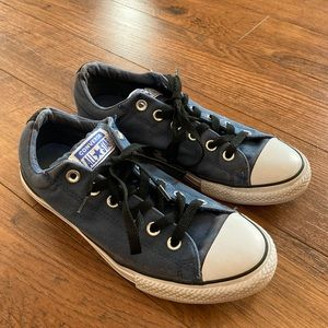 Converse All-Star Blue Men's Size 6 Shoes Sneakers